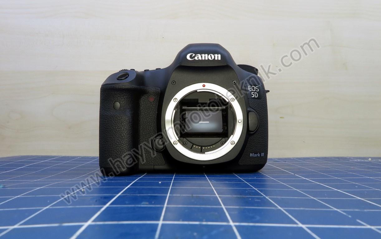 Canon 5D Mark 3 Error 06 Hatası ve Çözüm Yolları