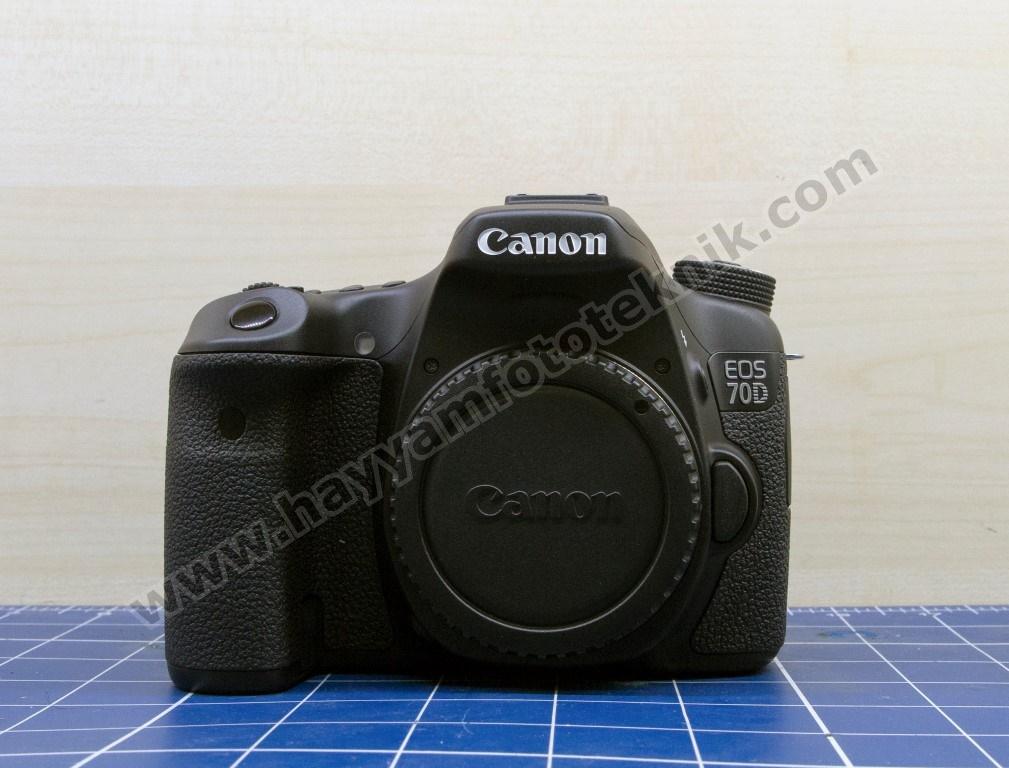 Canon 70D Yanlış Ölçüm Sorunu